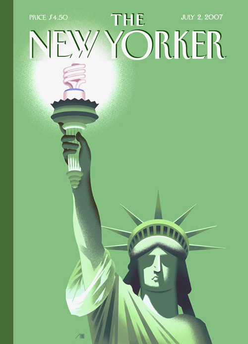 New York Life Aarp >> Bob Staake New Yorker Covers